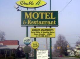 Double A Motel, Fremont