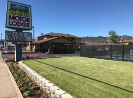 Klamath Motor Lodge, Yreka