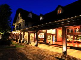 Balcony Hill Resort, Meszuaj