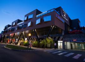 Hotel Academia, Zagreba