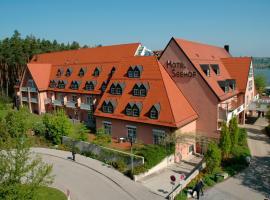 Strandhotel Seehof, Langlau