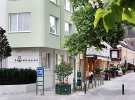 Hotel Babenbergerhof, 莫德靈