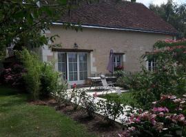 Gite de Cray, Lussault-sur-Loire