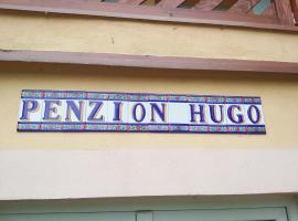 Penzion Hugo, Prčíce
