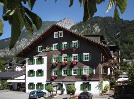 Relax- und Vitalhotel Adler, Sankt Anton im Montafon