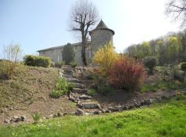Château de la Moissetie, Aurillac