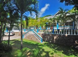 Acquario Guesthouse, Praslin