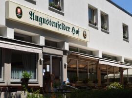 Augustenfelder Hof, 다하우