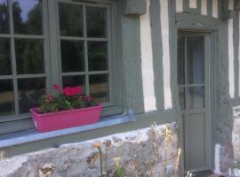 Maison normande près Honfleur, Ablon