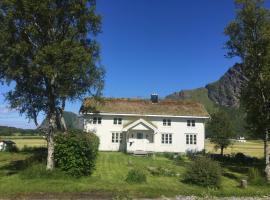 Villa Vaag, Steigen