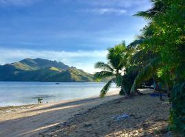 Jack & Mereoni's Homestay, Wayasewa Island