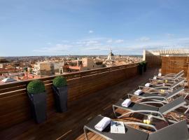 Hotel Cortezo, Madridas
