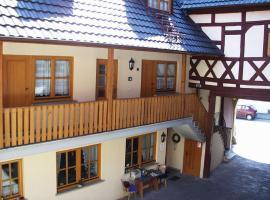 Gästehaus am Westtor, Prichsenstadt