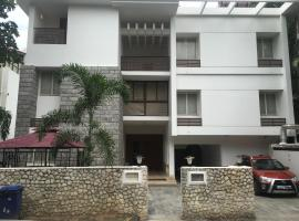 Avenue 11 Boutique Residences, Poes Garden Chennai