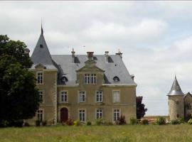 Château de la Bobinière, Mouchamps