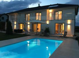 Villa near Geneva, Founex
