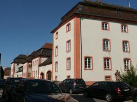Kloster Schwarzach, Rheinmunster