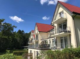 Ferienwohnung am Kölpinsee/Waren, Klink