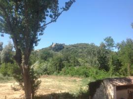 Le gîte du Margouillat, La Roque-sur-Cèze