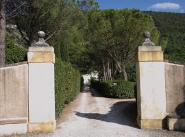 Villa del Cardinale, Spoleto