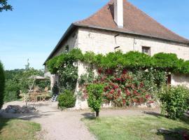 La Grange de Verseilles, Saint-Étienne-de-Vicq