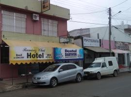 Ramirez Chui Hotel, Chuí