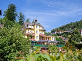 Hotel Sieben Linden, Lauterbach