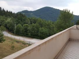 Residenza Paradiso, Campoli Appennino
