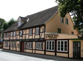 Altstadthotel Ilsenburg, Ilsenburg