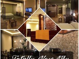 Lily Hotel Suite Mubarraz, Al Hofuf