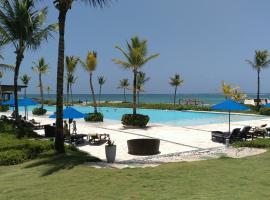 Beach Front Apartment Cap Cana, Punta Cana
