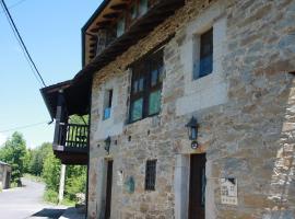 Alojamiento Luz de Hadas, Robleda-Cervantes