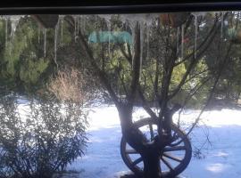 Cabana de bosque, Mendoza
