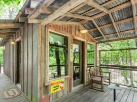 Luckenbach Lodge Cabin 2 Home