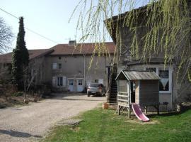 Chambres d'hôtes Le Domaine de Saturnin, Bernécourt