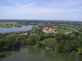 Pescalis Résidence Les Maisons du Lac, Moncoutant