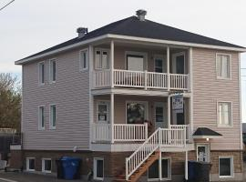 Chambres MB Normandin (Lac St -Jean), Normandin