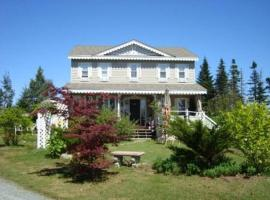 The IN House, Musical B & B & Gallery, Porters Lake
