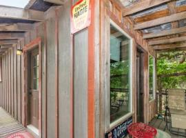 Luckenbach Lodge Cabin 1 Home