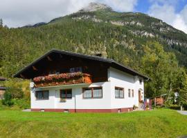 Ferienwohnung Frauenschuh, Vorderhornbach