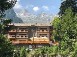 Hotel Le Cime, San Martino