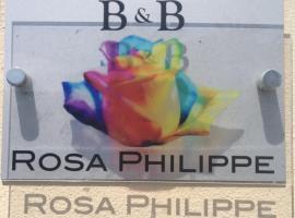 Rosa Philippe, Piangipane