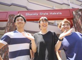 Sharely Style Hakata, Fukuoka
