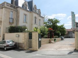 Hotel Beauséjour, Chauvigny