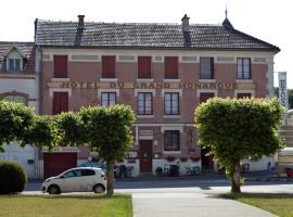 Hotel du Grand Monarque, Varennes-en-Argonne