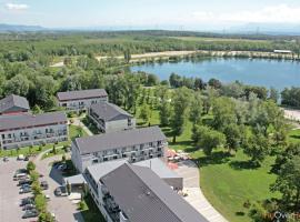 La Villa Du Lac, Divonne-les-Bains