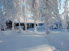 RukaNeliö Cottage, Ruka
