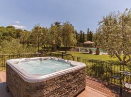 Villa Ghiandai, Arezzo