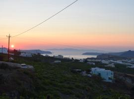 Santorini Rock Houses, Pyrgos