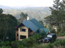 Cabana Paraíso Jarabacoa, Los Corozos
